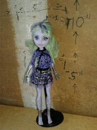 Monster high doll  Round Rock, 78664