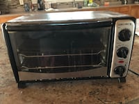 black and gray toaster oven Ashburn, 20147