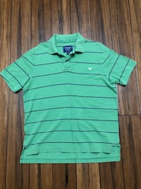 American Eagle Polo size Large Aberdeen, 21001