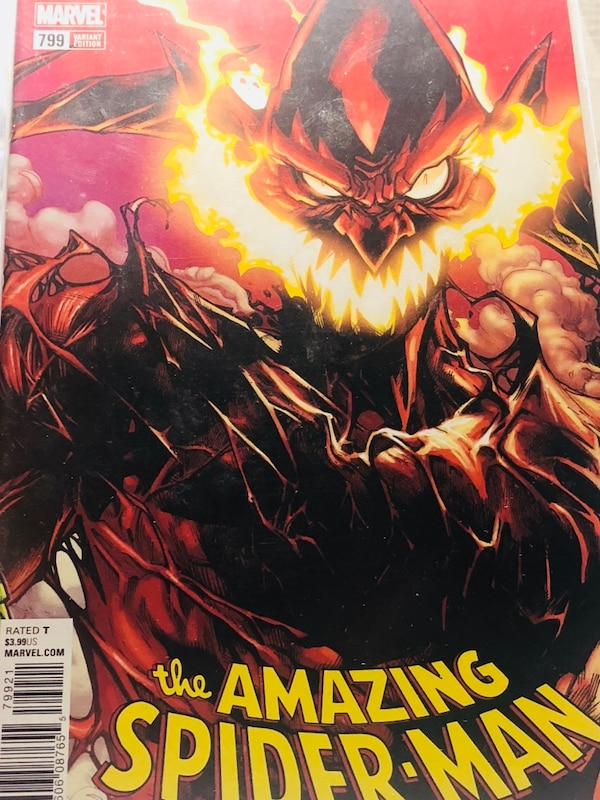 Amazing Spider-Man 799, 800, variant mint condition 3726cd26-7473-49b3-a569-33334e1a83fd