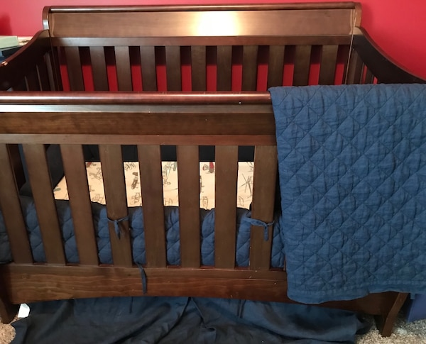 d65db655f7d Used Baby crib bedding set for sale in Bay Saint Louis - letgo
