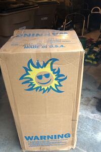 28' round pool solar cover never used