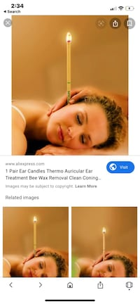 ear wax removal candle Hampstead, H3X 4A6
