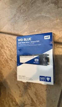 Wd blue Montreal