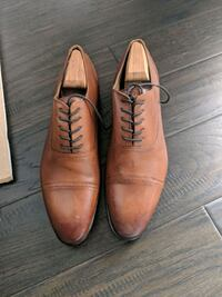 men's leather Aldo shoes size 10 London, N6G 4M8