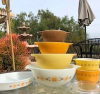 Pyrex Town & Country Lot
