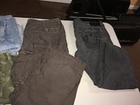 True religion shorts and Pants All size 44 Valley Stream, 11580