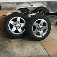 Chevy factory wheels 8 lug Jacksonville, 32246