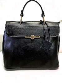 black leather Michael Kors tote bag Brampton, L6Y 2R5