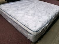 New Double mattress 270 delivery 30 Edmonton, T5A 4H3