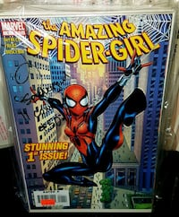 #1 to #11 Collectible Comics - Amazing Spidergirl Calgary, T2C 2Z8