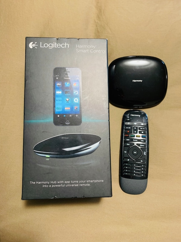 Logitech Harmony Smart Control All In One Remote Control