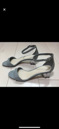 Charles & Keith Gem Heel Sandals