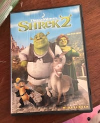 Shrek 2 cd