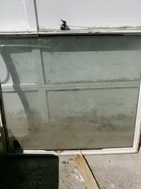 54 1/2 x 47 1/2  glass window Winnipeg, R2H 0Z3