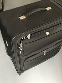 black and gray luggage bag New Port Richey