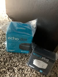 Amazon Bundle! (Echo Dot 3rd Gen and Smart Plug 25 km