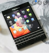 Blackberry Passport North York, M3K 2C1