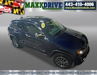 Jeep Grand Cherokee 2018 Glen Burnie