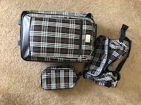 Carry on with side bag and small bag Bakersfield, 93313