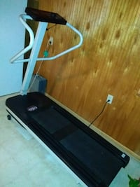 Treadmill has not been used much.  Incline adjusts, speed adjusts