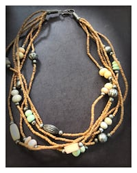 Bead Necklace 32 km
