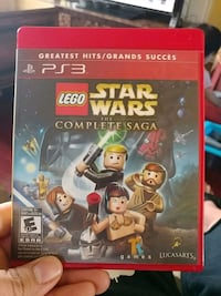 Star Wars Complete Saga for PS3 Richmond Hill, L4C 7N7