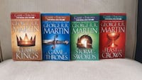 A Song of ice and fire book set Denfield, N0M