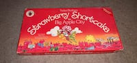 Original strawberry shortcake 1980's board game Hopkins, 55343