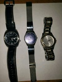 3 Mens Watches