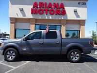 2012 Ford F-150 2WD SuperCrew 145  XL Las Vegas