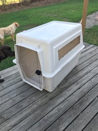 Dog crate with cover Hoover, 35226
