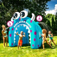 BigMouth Giant Inflatable Sprinkler Tunnel