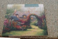 Thomas Kinkade beyond the garden gate Manassas, 20112