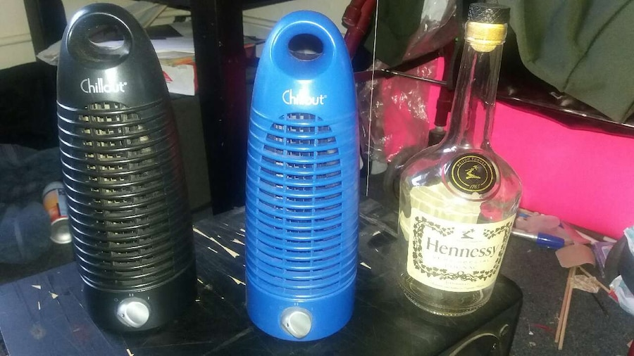 New  tower  coolers