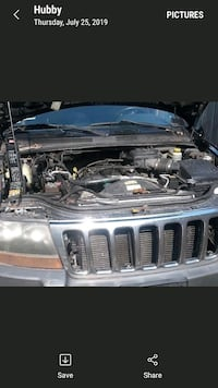 Jeep - Grand Cherokee - 2001 Highland Park