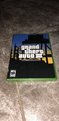 gta 2 XBOX collection Sterling Heights, 48312