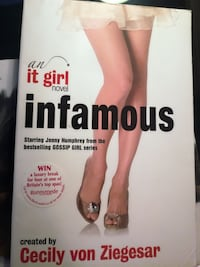 It girl: Infamous 8073 km