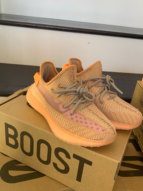 304eac0eb Used Clay adidas yeezy boost 350 on box for sale in Miami - letgo