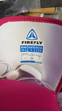 Firefly snowboard boots size 3 Barrie