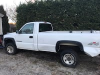 GMC Sierra Chevy Chevrolet Silverado  [PHONE NUMBER HIDDEN] 0 hd for parts 272 mi