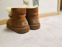pair of brown UGG boots Michigan City, 46360