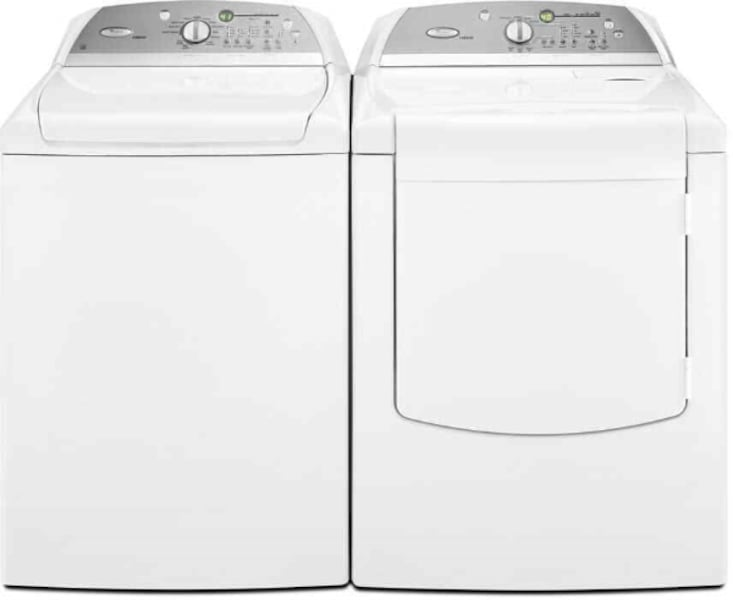 Sold Whirlpool Cabrio Electric Washer And Dryer Suite In Los