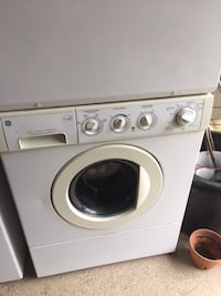 Stackable washer Dryer - GE BETHESDA