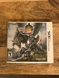 Monster Hunter 3DS Downey, 90241