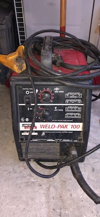 Lincoln electric 100 weld pak Stanley, 28164