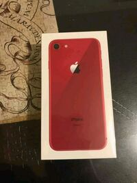 Breand new iPhone 8 red special edition Toronto, M2J 4P8