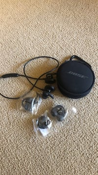 Bose Sound Sport Wireless Headphones Burnaby, V5C