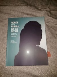 Women and the Criminal Justice System 2nd edition Surrey, V3T 2A2