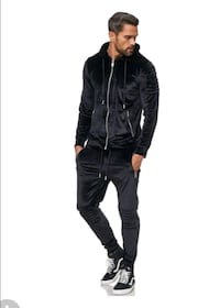 BARLEES JOGGING SUIT BLACK VELVET Düsseldorf, 40470